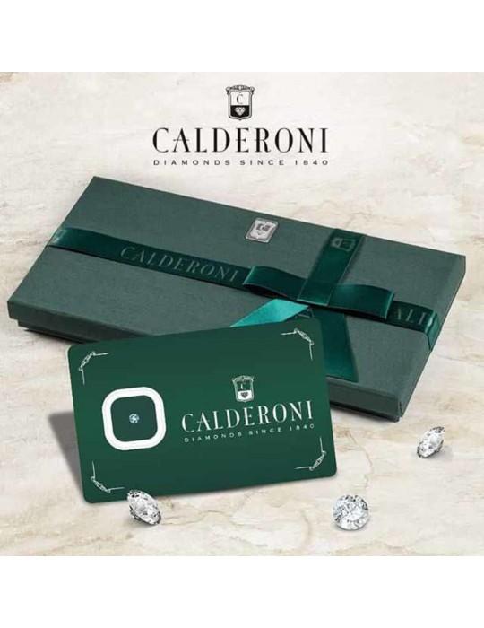 CALDERONI - DIAMANTE TAGLIO BRILLANTE 021 F IF