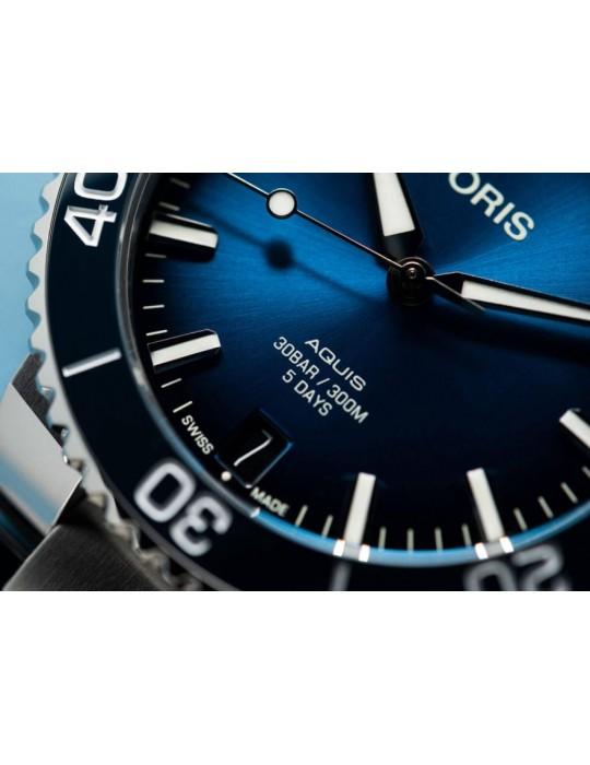 ORIS - AQUIS DATE BLU CALIBRE 400 41,50 MM