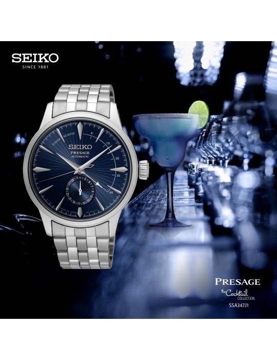 SEIKO - PRESAGE COCKTAIL BLUE MOON POWER RESERVE