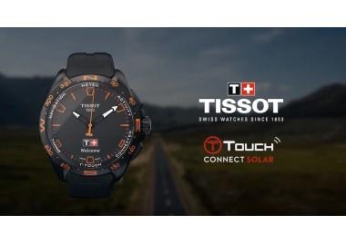 T-Touch Connect Solar: solare, touch e connesso, ma non chiamatelo smartwatch!